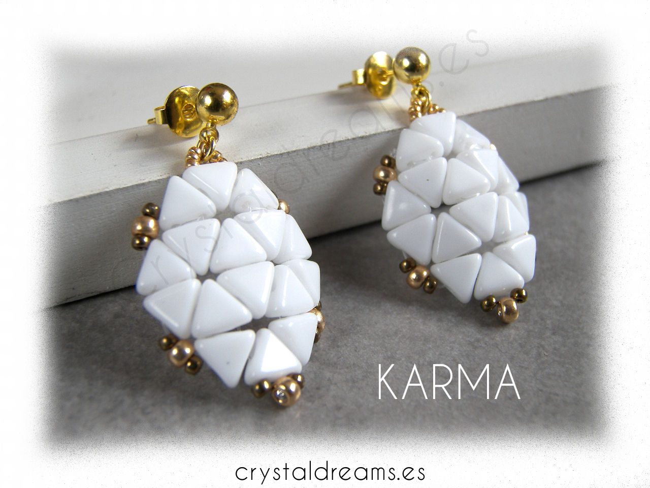 d5cc40cea903 Free Schemes for making earrings