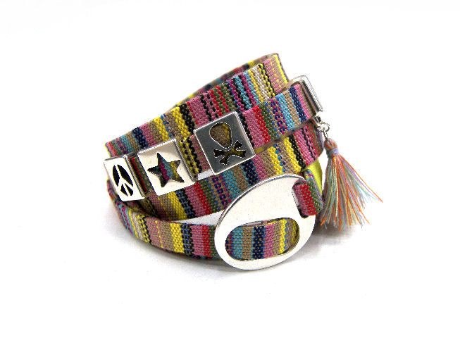 Pulsera Etnica - Con cierre All in One