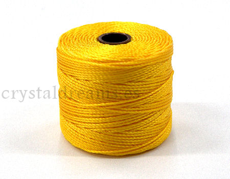 Hilo S-Lon (Superlon) Bobina 70 metros - Color: Golden Yellow