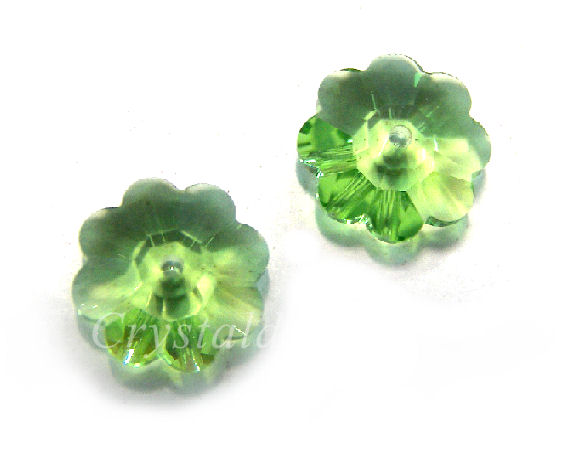 3700 Swarovski Elements - Peridot - 10mm