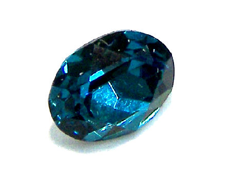 Ref 4120 Swarovski Elements® 8x6mm - Blue Zircon