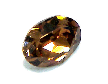 Ref 4120 Swarovski Elements® 8x6mm - Light Smoked Topaz