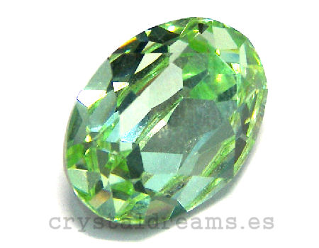 Ref 4120 Swarovski Elements® 18x13mm - Chrysolite