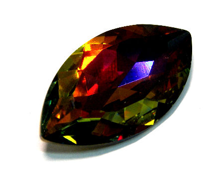 Navette Swarovski Elements 4227 - 32x17mm - Volcano
