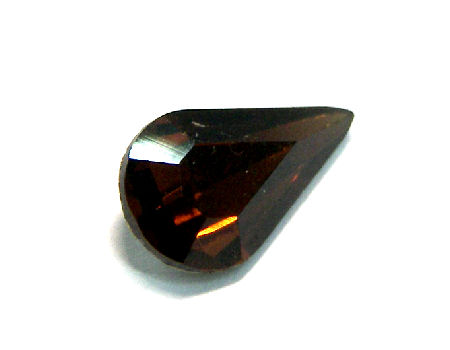4300 Swarovski Elements® - 10x6mm - Smoked Topaz