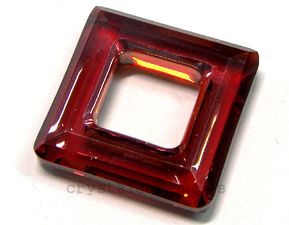 4439 Swarovski Elements® 20mm - Red Magma