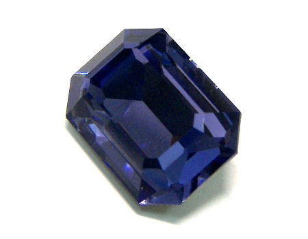 Swarovski Elements® 4610 - 14x10mm - Tanzanite