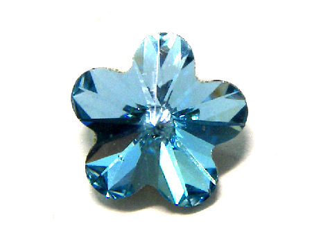 Swarovski Elements® 4744 - 10mm - Aquamarine