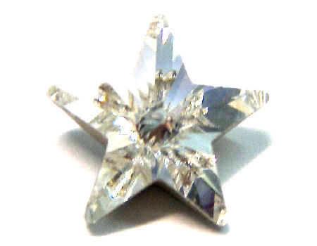 4745 Swarovski Elements Star - 10mm - Crystal