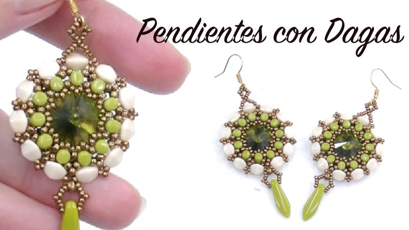 PENDIENTES - TUTORIALES   Crystaldreams f8d0f89c90c