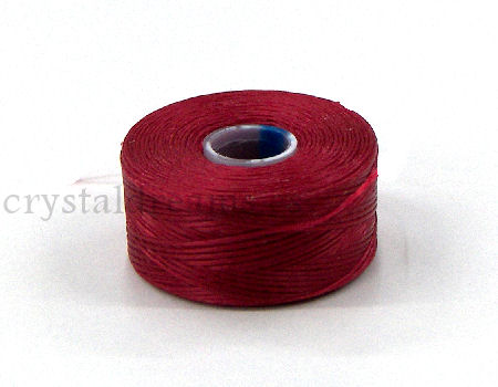 Hilo S-Lon AA 0,20mm Bobina 68 metros - Color: Red