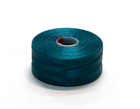 Hilo S-Lon D 0,30mm Bobina 73 metros - Color: Teal