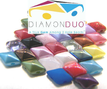 DIAMONDUO Beads