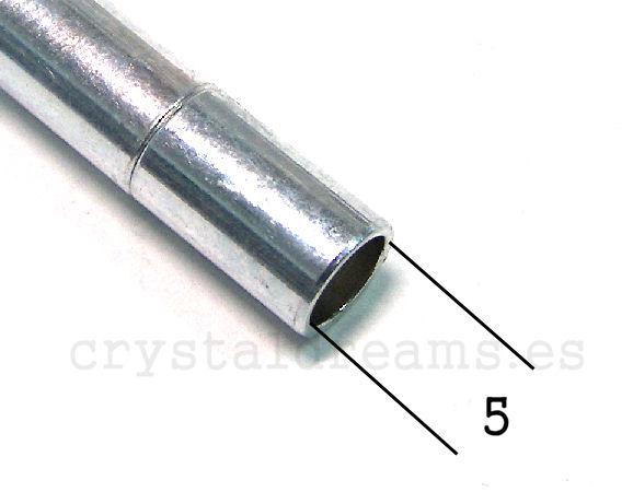 cierre tubular magnetico