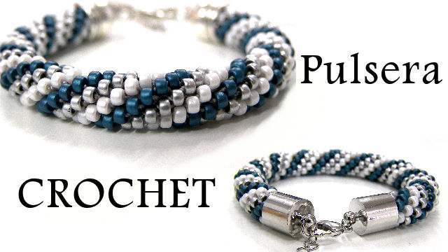 Tutorial Pulsera de Crochet - tutorial gratuito