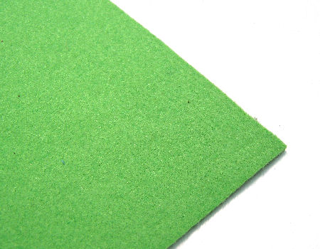 Plancha de fieltro - 3mm espesor - 45x35cm - Apple Green
