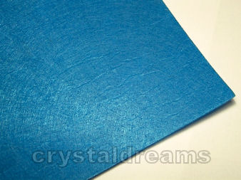 Plancha de fieltro - 1mm espesor - 21x30cm - Light Blue