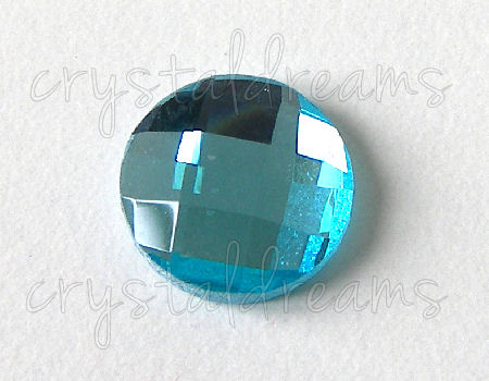 Cabuchon 14x4mm - Aquamarine