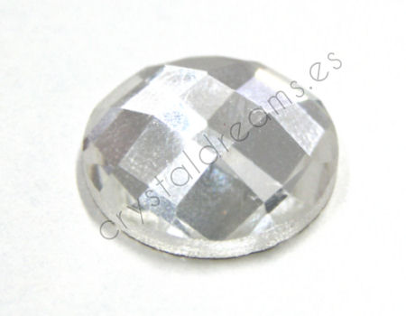 Cabuchon 18x4mm - Crystal
