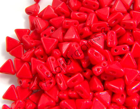 KHEOPS® PAR PUCA® 6 MM - Opaque Coral Red - 5gr.