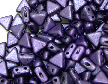 KHEOPS® PAR PUCA® 6 MM - Metallic Mate Dark Purple - 5gr.