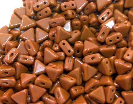 KHEOPS® PAR PUCA® 6 MM - Opaque Chocolate - 5gr.