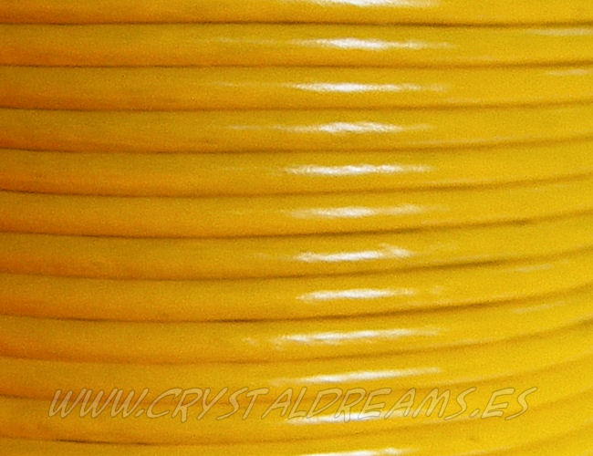 Cuero Yellow - 2mm