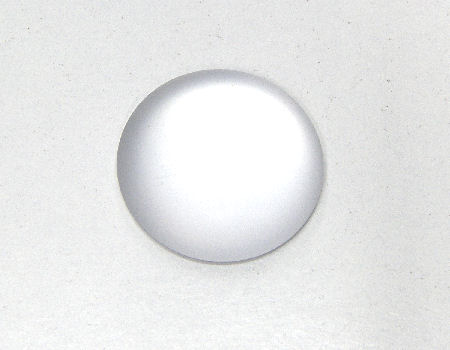 Cabuchon Luna Soft 24mm - Crystal Mate