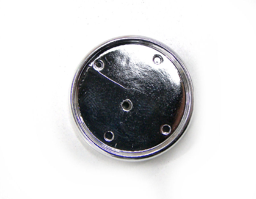 Base para cabuchon Luna Soft de 24mm doble cara