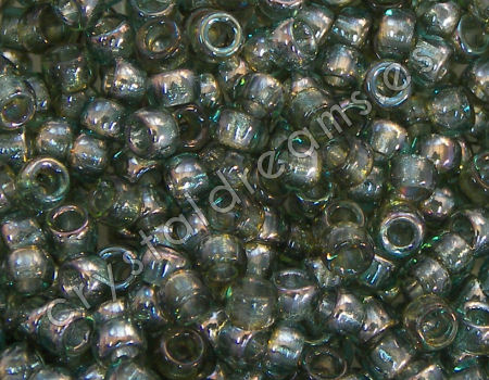 7/0 Matubo Beads - Aquamarine Celsian - 5 gr.