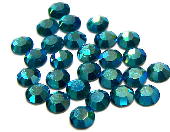 MC CHATON MAXIMA ROSE SS16 - 50 pcs. - Color: BLUE ZIRCON