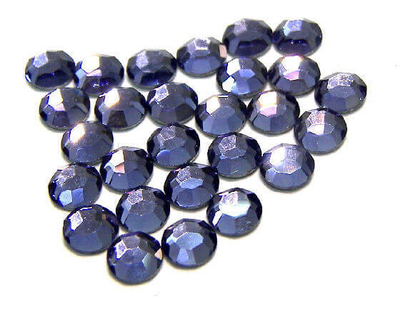 MC CHATON MAXIMA ROSE SS16 - 50 pcs. - Color: TANZANITE