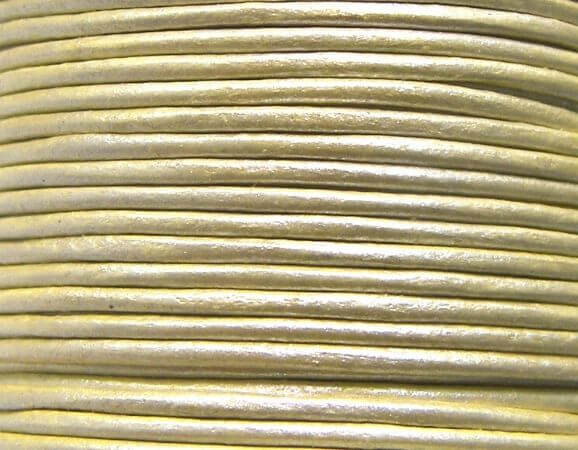 Cuero Metal Cream - 1mm