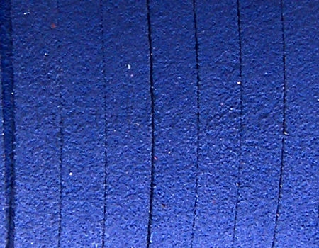 Cordon de Antelina 5mm color Midnight Blue x 1mt.