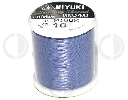 Hilo Miyuki B Ø = 0,25mm - 50 Metros Color Light Blue