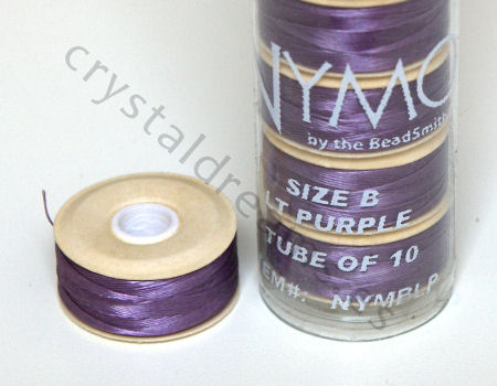 Hilo Nymo B 66metros Color: Light Purple