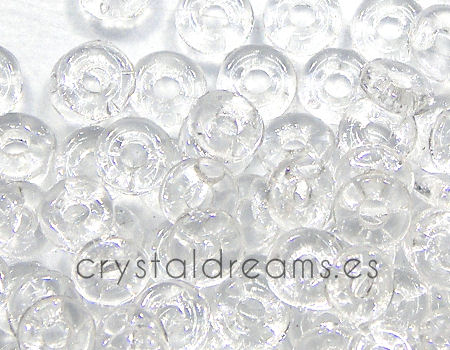 O-Beads - paquete de 1gr. - Color: Crystal