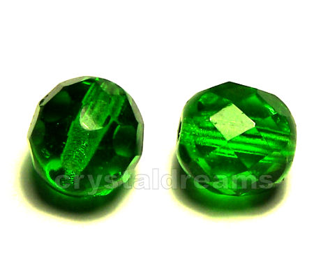 "Facetadas 6mm ""Peridot"""