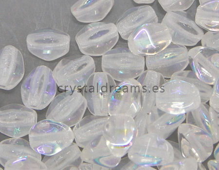 Pinch Beads 5mm - 25 Piezas - Color: Crystal AB