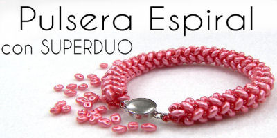 Tutorial Pulsera Tubular con Superduo