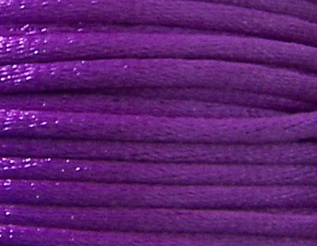 Cola de ratón 2 mm x 1 metro Purple
