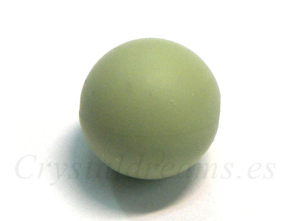 Silicone Beads - 15mm - Hole: 1,7mm - Lint
