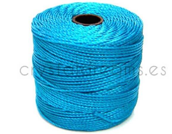 Hilo S-Lon 400 (Superlon) Bobina 32 metros - Color: Bermuda Blue