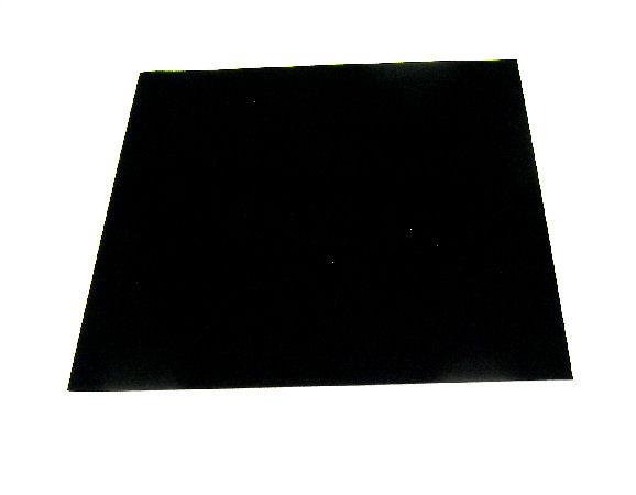 Tela de Ultrasuede 21,6 x21,6cm - Color: Black Onyx