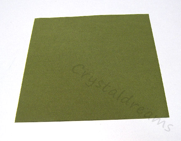 Tela de Ultrasuede 21,6 x21,6cm - Color: Fern