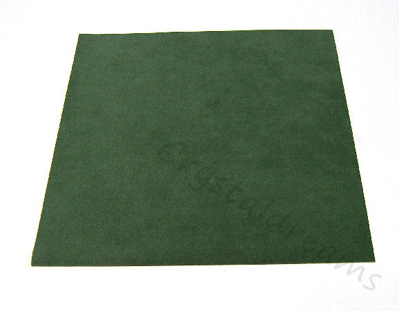 Tela de Ultrasuede 21,6 x21,6cm - Color: Topiary