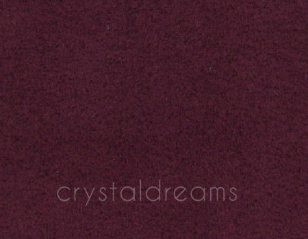 Tela de Ultrasuede 21,6 x10,8cm - Color: Bordeaux