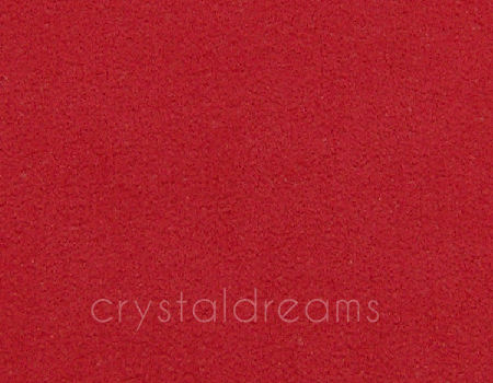 Tela de Ultrasuede 21,6 x10,8cm - Color: Scoundrel Red