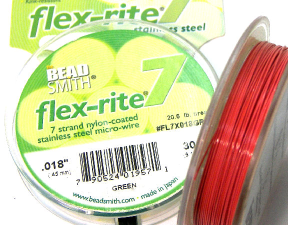 "Flex-Rite® 7 - 0.018"" (0,45mm) 9m. - Orange"
